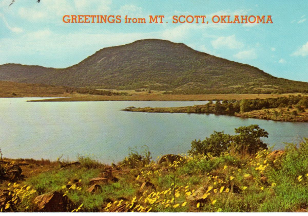 Mt. Scott