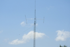 SSB station multi-band antenna