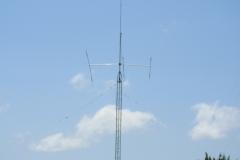 SSB station multi-band antenna